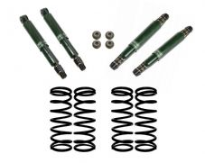 Land Rover Defender 90 Up To: WA159806 - Gas Standard Height Suspension Kit
